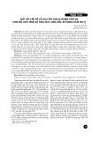 Một số vấn đề về loại trừ trách nhiệm hình sự theo bộ Luật Hình sự năm 2015 (Sửa đổi, bổ sung năm 2017)