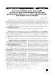 Pháp luật về kiểm soát quyền lực nhà nước giữa các cơ quan nhà nước trong việc thực hiện quyền lập pháp, hành pháp và tư pháp ở Việt Nam hiện nay - Thực trạng và một số kiến nghị