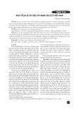 Bàn về án lệ và việc áp dụng án lệ ở Việt Nam