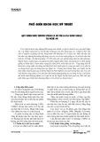 Quy trình nuôi thương phẩm cá rô phi lai xa dòng Israel tại Nghệ An
