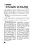 Hiệp định đối tác kinh tế xuyên Thái Bình Dương và vấn đề bảo vệ quyền lợi người lao động Việt Nam