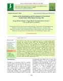 Studies on the optimization and development of functional instant Kodo millet based porridge mix