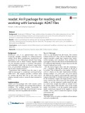 Readat: An R package for reading and working with SomaLogic ADAT files