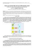 Phân loại văn bản tiếng Việt dựa trên mô hình chủ đề