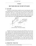 Bài giảng Sức bền vật liệu: Chương 6 - Lê Đức Thanh