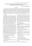 Đánh giá quan hệ di truyền trên quần thể lúa hồi giao chất lượng cao OM6976*5/KDML105