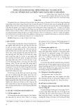 Khảo sát, đánh giá đặc điểm nông học và năng suất của các tổ hợp ngô lai triển vọng tại Hà Nội và Hòa Bình