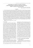 Ảnh hưởng của vôi hữu cơ từ bột vỏ trứng đến sinh trưởng và năng suất giống đậu xanh ĐX14 trồng vụ đông tại Gia Lâm, Hà Nội