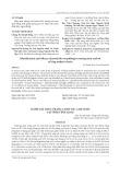 Đánh giá thực trạng canh tác cam sành tại tỉnh Vĩnh Long