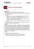 Bài giảng Tài chính doanh nghiệp - Bài 2: Chi phí vốn của doanh nghiệp