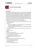 Bài giảng Kỹ năng quản trị - Bài 2: Kỹ năng lãnh đạo nhóm