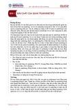 Bài giảng Quản trị Marketing – Bài 1: Bản chất của quản trị Marketing