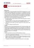 Bài giảng Phân tích tài chính - Bài 7: Phân tích khả năng sinh lời