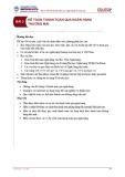 Bài giảng Kế toán Ngân hàng thương mại - Bài 3: Kế toán thanh toán qua ngân hàng thương mại