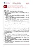 Bài giảng Kinh doanh quốc tế - Bài 5: Chiến lược và cấu trúc tổ chức của doanh nghiệp kinh doanh quốc tế
