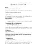 Bài giảng Nội cơ sở 1 - Bài 5: Hội chứng tràn khí màng phổi