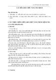 Bài giảng Nội cơ sở 1 - Bài 14: Các rối loạn chức năng tim mạch