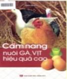 Gà, vịt - Cẩm nang chăn nuôi cho hiệu quả cao: Phần 1