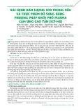 Xác định hàm lượng iod trong sữa và thực phẩm bổ sung bằng phương pháp khối phổ plasma cảm ứng cao tần (ICP-MS)
