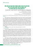 Điều kiện an toàn thực phẩm và một số yếu tố liên quan của cơ sở kinh doanh thức ăn đường phố tại huyện Quốc Oai, Hà Nội năm 2017
