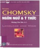(Language and mind) Ngôn ngữ và ý thức của Noam Chomsky: Phần 2