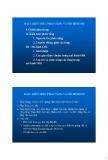 Bài giảng Mạng máy tính - Bài 2: Kiến trúc phân tầng và mô hình OSI