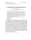 The theoretical cultural foundation of warning signs in Vietnamese medieval narrative prose: A survey