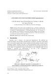 A new derivative of butanenitrile from Euphorbia hirta L.