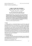 Nghiên cứu điều kiện sinh khí hậu nhằm phát triển cây mắc ca ở Đắk Lắk