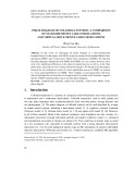 Phase diagram of colloidal systems: A comparison of standard monte carlo simulations and virtual-move monte carlo simulations