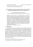 BAM: Border adjustment method improve the efficiency of imbalanced biological data classification