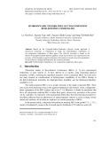 Hydrodynamic instabilities of two component bose Einstein condensates