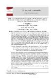 Nâng cao vị thế thương mại quốc tế của ngành Dệt may Việt Nam trong chuỗi giá trị toàn cầu: Hướng tiếp cận từ lợi thế so sánh bộc lộ RCA