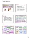 Bài giảng Kế toán thuế: Chương 1 – TS. Nguyễn Thị Kim Cúc