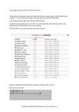 Hướng dẫn chặn IP quốc tế với CFS trên Linux