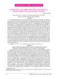 Ảnh hưởng của Tributyrin đến sinh trưởng và sức khỏe của lợn con sau cai sữa