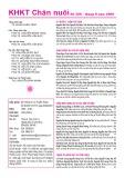 Tạp chí Khoa học kỹ thuật Chăn nuôi: Số 259/2020