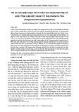 Tối ưu hóa điều kiện thủy phân thu nhận peptide có hoạt tính liên kết canxi từ phụ phẩm cá tra (Pangasianodon hypophthalmus)
