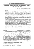 Ứng dụng vi khuẩn tía quang hợp trong nuôi trồng thủy sản ở Việt Nam