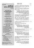 Tạp chí Nghề cá sông Cửu Long: Số 02/2013