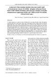 Khảo sát tính kháng khuẩn của cao chiết quế (Cinnamomum verum) và gừng (Zingiber officinale rose) tách chiết bằng ethanol đối với các chủng vi khuẩn Streptococcus agalactiae phân lập trên cá rô phi giống (Oreochromis spp.)