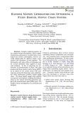 Random matrix generators for optimizing a fuzzy biofuel supply chain system