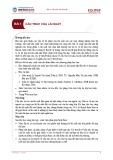 Bài giảng Lý thuyết Tài chính tiền tệ - Bài 1: Cấu trúc của lãi suất