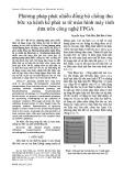 Phương pháp phát nhiễu đồng bộ chống thu bức xạ kênh kề phát ra từ màn hình máy tính dựa trên công nghệ FPGA