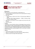 Bài giảng Quản trị chiến lược - Bài 6: Thực thi đánh giá, kiểm soát và điều chỉnh chiến lược