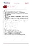Bài giảng Quản trị nhân lực - Bài 6: Thù lao lao động