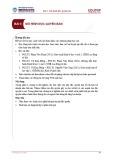 Bài giảng Kinh tế học vi mô 2 - Bài 5: Mô hình độc quyền bán