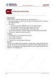 Bài giảng Quản lý tài chính công - Bài 3: Ngân sách nhà nước