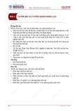Bài giảng Quản trị nhân lực - Bài 3: Tuyển mộ và tuyển chọn nhân lực