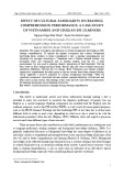 Effect of cultural familiarity on reading comprehension performance: A case study of Vietnamese and Chilean EFL learners